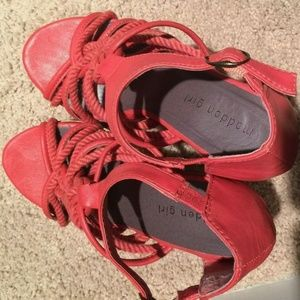 Madden Girl Shoes - Wedge sandals